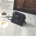 """:: กระเป๋าสะพายข้าง Mini Classy Twisted Black ::  รายละเอียดสินค้า + ขนาด : ยาว 20 cm x สูง 12 cm x กว้าง 22 cm + โทนสี : ดำ + ราคา : 580 บาท  . . . . . . . . . . . . . . . . . . . . . . . . . . . . . . . . . .  คำอธิบายสินค้า (Description)  """"กระเป๋าสะพายเรียบหรูจากแบรนด์ Dbag By Mirror Dress ไม่ว่าจะสะพายไปไหนก็ดูโดดเด่นสะดุดตาด้วยดีไซน์แบบหนังแสนนุ่ม พร้อมสายหนังยาวปรับได้ สำหรับสะพายข้าง  - หนังสังเคราะห์ - ปิดกระเป๋าด้วยซิป - มีช่องกระเป๋าหลัก 1 ช่อง - ซับในผ้าโพลีเอสเตอร์ - ด้านในมีช่องซิป 1 ช่อง - ด้านในมีช่องเบ็ดเตล็ด 2 ช่อง  . . . . . . . . . . . . . . . . . . . . . . . . . . . . . . . . . . #bag #กระเป๋า #กระเป๋าถือ #กระเป๋าสะพาย"""
