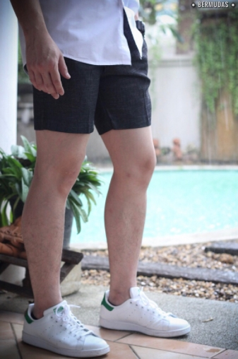BERMUDAS,men,ผู้ชาย,กางเกง,กางเกงผู้ชาย,กางเกงขาสั้น,กางเกงขาสั้นผู้ชาย