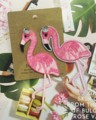 Flamingo Earrings    #ToBeAngelic