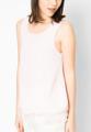 """ขนาด : รอบอก x ความยาว - One Size (35"""" x 25"""")  เสริมลุคในสไตล์สาวหวานไปกับเสื้อแขนกุด Organdy Ruffle Hem จาก Mirror Dress ที่ตัดเย็บจากผ้าชีฟองในโทนสีพาสเทลแต่งระบายผ้าแก้วแสนมุ้งมิ้งบริเวณชายเสื้อ  - ผลิตจากผ้าโพลีผสม - คอกลม - แขนกุด - แบบสวม - ทรงปกติ - มีซับใน  #women #ผู้หญิง #เสื้อแขนกุด"""