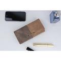 กระเป๋าสตางค์ แฟชั่นทรงยาว สองสี (NEW  FASHION BAG)  เรียบหรูดูดี คุณภาพดี วัสดุเป็นหนัง เนื้อสัมผัสดี มีช่องเสียบหลายช่องใส่ธนบัตร เหรียญ บัตรธนาคาร ฯลฯ  - Color : ครีม น้ำตาล ชมพู แดง - Material : หนัง - Size (กxยxส) : 9x18.5x18 cm - Price : 219 ฿ -------------------------------------------------------- #woman #minimal #สินค้ามือหนึ่ง #ถ่ายภาพจากสินค้าจริง #กระเป๋าถือ #กระเป๋าสตางค์ #Anaconda168