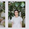 เดรสสั้นมีดีเทลกระเป๋าด้านหน้า จับจีบรอบตัว   #homelandstudios #dress #เดรส #เดรสสั้น #เดรสแขนสั้น #แขนสั้น #เดรสสีขาว #สีขาว