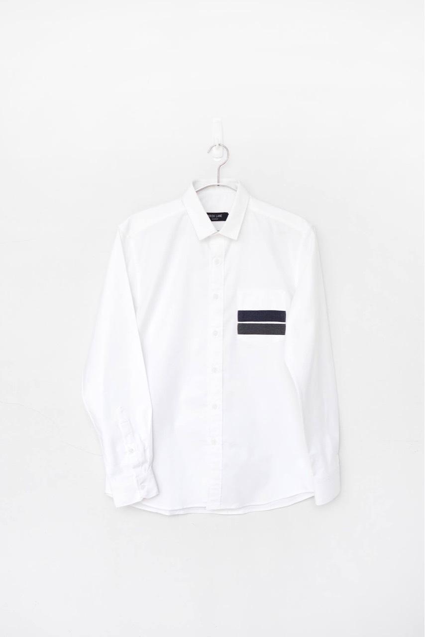 menswear,BrickLane,เสื้อผู้ชาย,เสื้อผ้าผู้ชาย,เสื้อเชิ้ต,เสื้อเชิ้ตผู้ชาย,เสื้อเชิ้ตสีขาว,เสื้อเชิ้ตคอปก,เสื้อเชิ้ตแขนยาว,เสื้อสีขาว,สีขาว,เสื้อคอปก,คอปก,เสื้อแขนยาว,แขนยาว