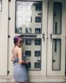 """ชื่อสินค้า : strippie dress เดรสส่ั้น สายเดี่ยว ผูกหลัง ด้านหน้าดีไซน์เรียบๆ แต่ด้านหลังเพิ่มดีเทลเป็นโบว์ผูกหลัง เว้าหลัง โชว์หลัง เล็กๆ เซ็กซี่ หน่อยๆ  รายละเอียดสินค้า + ขนาด : S: รอบอก 33"""" (ผูกโบว์ขยายไซส์ได้), เอว 26"""" , สะโพก -38"""" , ยาว 30"""" M: รอบอก 36"""" (ผูกโบว์ขยายไซส์ได้), เอว 28"""" ,สะโพก -39.5"""" , ยาว 30""""  #ammabshop #เสื้อผ้าผู้หญิง #เดรส #dress #เดรสสั้น #เดรสสายเดี่ยว #สายเดี่ยว #เดรสผูกหลัง #ผูกหลัง #เดรสเว้าหลัง #เว้าหลัง #ammabshop"""