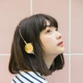 Quote Studio x ES Music (JP) Present  :: Devil Headphone 悪魔のヘッドフォン ::  FINAL SALE เพียง 290- บาท (จากราคาเต็ม 890.-)  จำนวนจำกัดนะคะ  งาน collaboration ของ Quote Studio กับ Es music (jp.)  เรา custom design headphone ให้เป็นหูฟังเพลงที่มีความเป็น fasion accessories  เพิ่มกิมมิคน่ารักๆด้วย devil horn เป็นเขาปิศาจน้อย ผลิตด้วยวัสดุเกรด A สี rose gold ที่นอกจากจะน่ารักแล้ว ยังใช้งานได้ดี ทั้งผู้หญิงและผู้ชาย  ขนาด headphone ปรับได้ค่ะ  Compatible with: 3.5mm jack works with all phones,  music players, tablets and PC's. Length of wire: 122.5cm