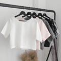 ชื่อสินค้า : Lin top เสื้อคอกลม แขนสั้น สีน้ำเงิน ผ้าลินิน ใส่สบาย ระบายอากาศได้ดี เหมาะกับอากาศบ้านเมืองเราเป็นที่สุด ใส่ในวันชิวๆ   #เสื้อผู้หญิง #เสื้อผ้าผู้หญิง #เสื้อคอกลม #เสื้อแขนสั้น #แขนสั้น #คอกลม