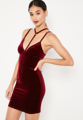 """สวยเปรี้ยวแถมเซ็กซี่เล็ก ๆ ไปกับมินิเดรสชุดนี้จาก Mirror Dress ให้สาวๆดูสวยเก๋ดีไซน์เล่นเส้นไขว้ช่วงอก พร้อมตัดเย็บจากผ้ากำมะหยี่แบบนิ่มสุด ๆ ที่จะทำให้คุณดูสะดุดตาตั้งแต่แรกเห็น  - ผลิตจากผ้ากำมะหยี่ - คอวี - สายเดี่ยว - แบบสวม - ทรงเข้ารูป - ไม่มีซับใน  รอบอก x ความยาว (นิ้ว) S - (33"""" x 32.6"""") M- (34.6"""" x 33"""") L - (36"""" x 33.4"""") XL - (38"""" x 33.6"""")"""