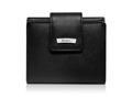 """[ ลดราคาเหลือ 1,150 บาทจาก 1,895 บาท ]  Dimension : Fold : 4.25"""" x 4"""" / Unfold 4.25"""" x 11.5""""  Huskies กระเป๋าสตางค์หนังแท้ 100% รุ่น HK03-2026 คุณสมบัติ - กระเป๋าสตางค์แฟชั่นคุณภาพดี ดีไซต์เรียบหรู - ผลิตจากหนังวัวแท้คุณภาพดี 100% แข็งแรง ทนทาน - ช่องใส่ธนบัตร 1 ช่อง - ภายในมีช่องใส่การ์ดมาตรฐาน 9 ช่อง - ช่องตาข่ายใส่ ID / บัตร - ช่องเก็บเหรียญ 1 ช่องแบบกระดุม - ตกแต่งโลโก้โลหะด้านหน้า  Description-HK03-2026 -Lady Premium Leather Purse -Luxury and glamorous -100% Genuine Cowhide Leather. - Flap cover main compartment with magnetic button and Huskies metal logo - 1 Compartments for banknote - 9 Card slots and ID net window - 1 Coin Pocket with snap button"""
