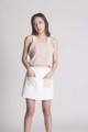 NEW IN  ชื่อสินค้า : MIKI TOP เสื้อสายเดี่ยว แบบสายใหญ่ ตัวสายดีไซน์เป็นลายผ้าลูกไม้ ช่วงตัวเลื้อปล่อยเป็นพริ้วเบาสบาย ด้านหน้าสั้นกว่าด้านหลังเล็กน้อย   รายละเอียดสินค้า + โทนสี : white,begie,black + Price : 1390 baht + ขนาด : S/M/L  #เสื้อผู้หญิง #เสื้อผ้าผู้หญิง #เสื้อสายเดี่ยว #สายเดี่ยว #ผ้าลูกไม้