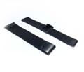 สายนาฬิกา Stainless Steel รุ่น Black Mesh  กว้าง 20mm Free Shipping in Thailand