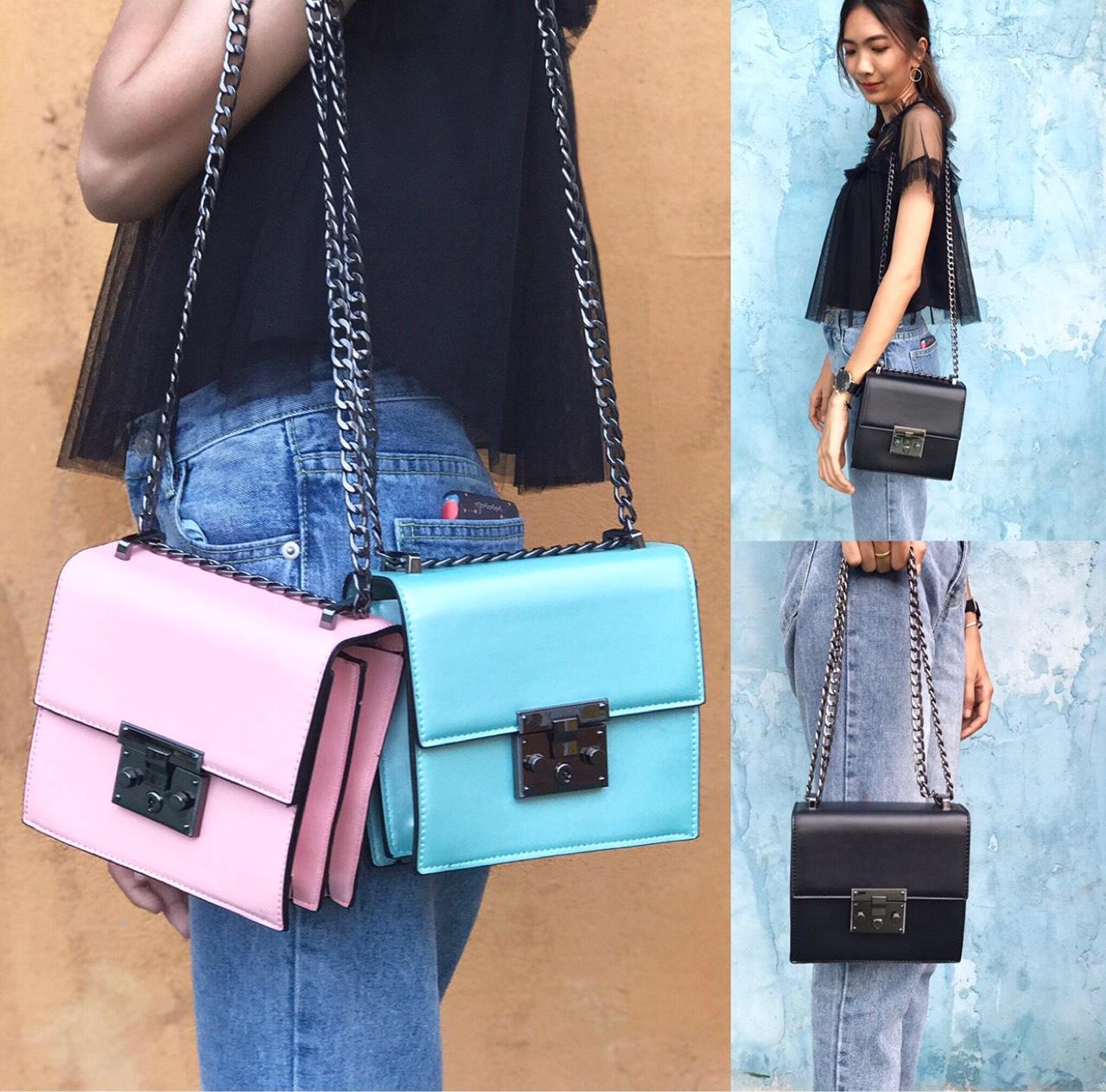 Eachanother,กระเป๋า,กระเป๋าสะพาย,กระเป๋าผู้หญิง