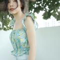 "Fabric : Linen 3colors : tangerine/daylily/wildflower Freesize Bust 38"" Length 17""  #เสื้อผู้หญิง #เสื้อผ้าผู้หญิง #เสื้อครอป #เสื้อครอปสายเดี่ยว #เสื้อสายเดี่ยว #สายเดี่ยว #เสื้อปาดไหล่ #ปาดไหล่ #เสื้อเปิดไหล่ #เปิดไหล่ #เสื้อเกาะอก #เกาะอก"