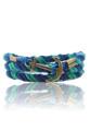 ชื่อสินค้า : Anchor Leather Bracelet - Navy/Green Detailing small fashion  wrist is important as well. Whether male or female, it was put to the Assembly 72  Anchor Bracelet  style design in navy. Add cool with Anchor Along with the cord leather vintage. Add features simple to you every day.  + Cotton Rope + Size : 19 cm.  #เครื่องประดับ #เครื่องประดับผู้ชาย #กำไล #กำไลข้อมือ