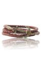 ชื่อสินค้า : Anchor Leather Bracelet - Brown Detailing small fashion  wrist is important as well. Whether male or female, it was put to the Assembly 72  Anchor Bracelet  style design in navy. Add cool with Anchor Along with the cord leather vintage. Add features simple to you every day.  + 100% leather + Size : 19 cm.  #เครื่องประดับ #เครื่องประดับผู้ชาย #กำไล #กำไลข้อมือ #กำไลหนัง