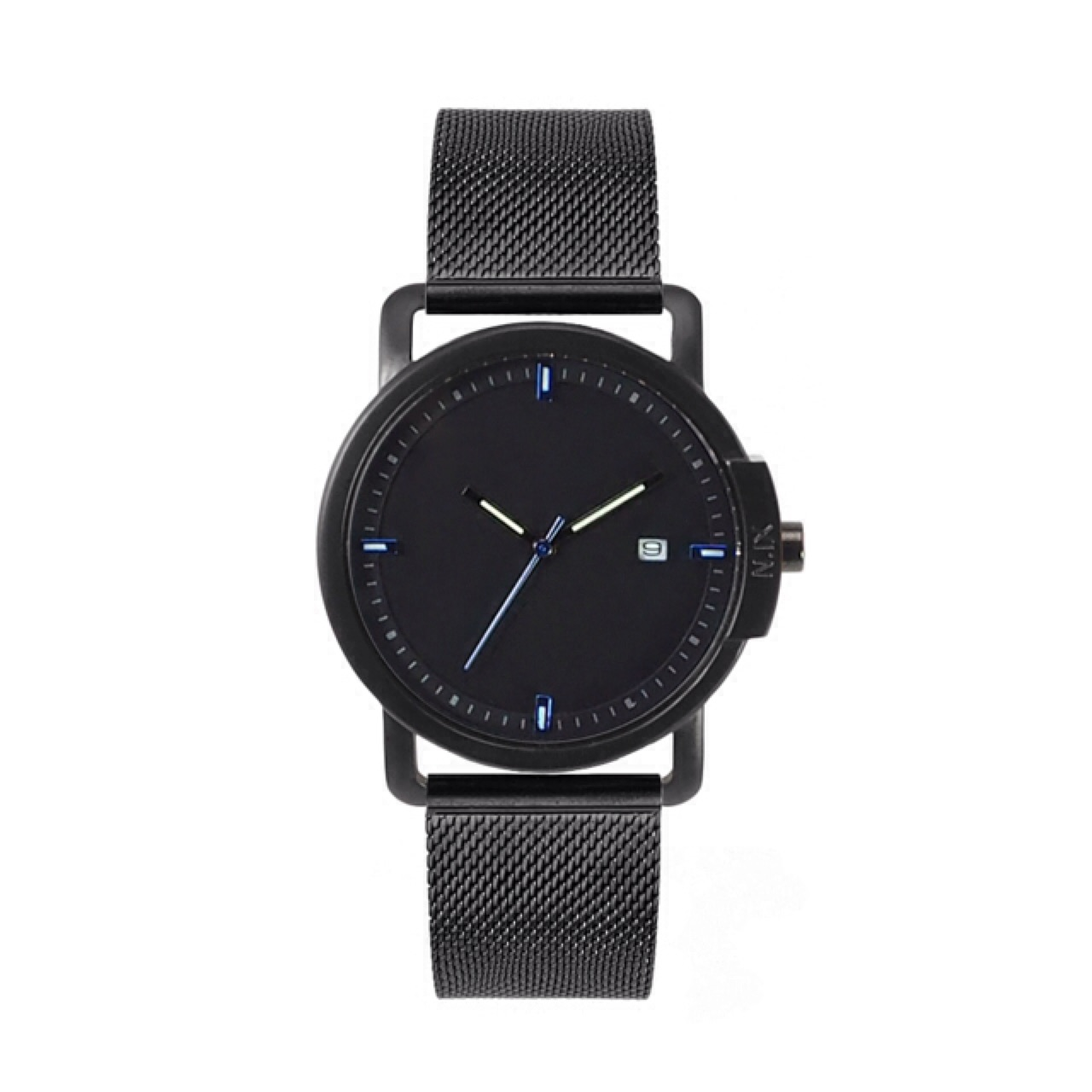 ฟรีจัดส่ง,NIXwatch,NIXstudio,OceanProject,Minimalwatches,stainless,mesh,leather,giftset,Unisex,gift,Metallic,present,black,navy,blue,นาฬิกา,นาฬิกาข้อมือ