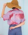 เสื้อเชิ๊ตทรงฮาวาย  ตัวกระดุมเป็นกระดุมกะลา เนื้อผ้าไม่หนาใส่สบาย จะใส่แมทกับกางเกง สั้น ยาว ได้หมด size ยังเป็น unisex ผู้ชายใส่ได้ผู้หญิงใส่ดีอีกนะ price : 390 บาท size : ใหล่ 16 อก 45 ยาว 26 นิ้ว  #เสื้อเชิ้ต #เสื้อเชิ้ตแขนสั้น #เสื้อเชิ้ตผู้หญิง #เสื้อฮาวาย