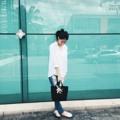 """วันสบายๆ กับกระเป๋า Lapin  Dimension: Width x Height x Base  13.5"""" x 10"""" x 5""""  #bag #bags #handbags #madetoorder #canvasbag #แคนวาส #minimal #style #black  #LapinDesigns #กระเป๋า #กระเป๋าผ้า"""