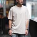 """Oversized T-Shirt - VELIKA (Vanilla Twilight) เสื้อยืดสีพื้นทรง Oversized """" ผ้าหนานุ่ม ใส่สบาย """" . เสื้อยืดทรง OVERSIZED ที่ได้รับความนิยมเป็นอย่างมากในปัจจุบัน เราใช้ผ้า Cotton 100% เส้นด้ายเบอร์ 20 และ นำไปผ่านกระบวนการผลิตแบบ CottonSemi จึงทำให้เสื้อมีสัมผัสที่นุ่ม ใส่สบาย ไม่คัน และ สีไม่ตก คอเสื้อด้านหลังติด RIBBIN TAG สีดำ พิมพ์ลาย VELIKA ที่แปลว่า ยิ่งใหญ่ ในภาษา Czech ซึ่งเป็นเอกลักษณ์ของแบรนด์เรา . SIZE - S รอบอก 41"""" ยาว 25 """" - M รอบอก 44"""" ยาว 28 """" - L รอบอก 47"""" ยาว 30 """" . Color - Light Salmon (ชมพู) - Vanilla Twilight (ครีม) - Ghost White (ขาว) - Crystal Black (ดำ) - Midnight Blue (กรม) . Price : 350 THB . การจัดส่ง - แบบ Register (แบบลงทะเบียน) 30 บาท ใช้เวลาการส่ง 3-5 วัน - แบบ EMS (แบบด่วนพิเศษ) 60 บาท ใช้เวลาการส่ง 1-2 วัน  #เสื้อยืด #เสื้อยืดผู้ชาย #เสื้อยืดคอกลม #เสื้อยืดแขนสั้น"""
