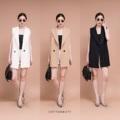 """Korea Blazer :; ผ้าวูล ผ้าเนื้อหนามีซับใน ทรงสวยมีกระเป๋าค่าาา ใส่สบาย ใส่ได้ตลอด ไม่มีเอ้าท์  ไซต์ :: อก38"""" ยาว32""""  สี :: ขาว ครีม ดำ   #P27Shop"""