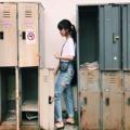 """Print rose high waist long jeans  Size 24-29""""  *ไซส์อื่นๆสั่งทำได้นะคะ   แจ้งไซส์ เอว สะโพก ทางแชท หรือสอบถามขอดูไซส์ที่มีพร้อมส่งได้นะคะ    #ammabshop #กางเกง #กางเกงผู้หญิง #กางเกงขายาว #กางเกงขายาวผู้หญิง #กางเกงยีนส์ #กางเกงยีนส์ขายาว"""