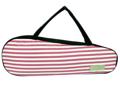 """[ ลดราคาเหลือ 645 บาท จาก 1,290 บาท ]  Dimension : 3.74"""" x 8"""" x 22.5"""" / 360 g.  - ผลิตจากผ้าโพลีเอสเตอร์คุณภาพดี น้ำหนักเบา กันน้ำได้พร้อมบุกันกระแทกรอบกระเป๋า - ช่องใหญ่สำหรับใส่อูคูเลเล่ปิดช่องด้วยซิป ภายในมี 1 ช่องเล็กสำหรับของจุกจิก - มีหูหิ้วสำหรับถือ - มีสายสะพายข้างที่สามารถปรับความามยาวได้ แสดงน้อยลง แสดงน้อยลง"""