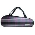 """[ ลดราคาเหลือ 645 บาท จาก 1,290 บาท ]  Dimension : 3.74"""" x 8"""" x 22.5"""" / 360 g.  - ผลิตจากผ้าโพลีเอสเตอร์คุณภาพดี น้ำหนักเบา กันน้ำได้พร้อมบุกันกระแทกรอบกระเป๋า - ช่องใหญ่สำหรับใส่อูคูเลเล่ปิดช่องด้วยซิป ภายในมี 1 ช่องเล็กสำหรับของจุกจิก - มีหูหิ้วสำหรับถือ - มีสายสะพายข้างที่สามารถปรับความามยาวได้ แสดงน้อยลง"""