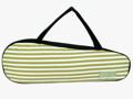 """[ ลดราคาเหลือ 545 บาท จาก 1,090 บาท ]  Dimension : 2.75"""" x 8"""" x 22.5"""" / 360 g.  - ผลิตจากผ้าโพลีเอสเตอร์คุณภาพดี น้ำหนักเบา กันน้ำได้พร้อมบุกันกระแทกรอบกระเป๋า - ช่องใหญ่สำหรับใส่อูคูเลเล่ปิดช่องด้วยซิป ภายในมี 1 ช่องเล็กสำหรับของจุกจิก - มีหูหิ้วสำหรับถือ - มีสายสะพายข้างที่สามารถปรับความามยาวได้ แสดงน้อยลง"""