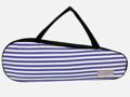 """[ ลดราคาเหลือ 645 บาท จาก 1,290 บาท ]  Dimension : 3.74"""" x 8"""" x 22.5"""" / 360 g.  - ผลิตจากผ้าโพลีเอสเตอร์คุณภาพดี น้ำหนักเบา กันน้ำได้พร้อมบุกันกระแทกรอบกระเป๋า - ช่องใหญ่สำหรับใส่อูคูเลเล่ปิดช่องด้วยซิป ภายในมี 1 ช่องเล็กสำหรับของจุกจิก - มีหูหิ้วสำหรับถือ - มีสายสะพายข้างที่สามารถปรับความามยาวได้"""