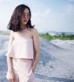"""Color : Nude Pink/White Size Details : Free Size - อกบน 30-34"""" - อกล่าง 32-35"""" - เอว 24-30"""" - ความยาว 24""""  #เสื้อผ้าผู้หญิง #เสื้อผู้หญิง #จั๊มสูท #จั๊มสูทขาสั้น #จั๊มสูทเกาะอก #เกาะอก #ขาสั้น"""