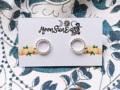 Silver925 Earring ต่างหูเงินแท้