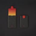 Eighty Eight Dax กระเป๋า ใส่บัตร นามบัตร บัตรเครดิต DE01 - Black/Red  รายละเอียดสินค้า : เป็น Card Holder ที่สามารถหยิบใช้งานได้ง่าย แยกชั้นของบัตรชัดเจน มีแม่เหล็กกันบัตรหล่น  สามารถใส่บัตรเครดิต atm หรือนามบัตรได้ มีช่องใส่ทั้งหมด 6 ช่อง ( สามารถใส่บัตรซ้อนได้)  ขนาดกระเป๋า : 10x7 ซม.