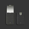 Eighty Eight Dax กระเป๋า ใส่บัตร นามบัตร บัตรเครดิต DE01 - Black/Grey  รายละเอียดสินค้า : เป็น Card Holder ที่สามารถหยิบใช้งานได้ง่าย แยกชั้นของบัตรชัดเจน มีแม่เหล็กกันบัตรหล่น  สามารถใส่บัตรเครดิต atm หรือนามบัตรได้ มีช่องใส่ทั้งหมด 6 ช่อง ( สามารถใส่บัตรซ้อนได้)  ขนาดกระเป๋า : 10x7 ซม.