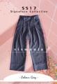 """SM007 (Tie Up Pants)  กางเกงขายาวดีไซน์เก๋ แฝงความสตรีทเอาไว้ด้วยเชือกที่ผูกขึ้นไปตีจีบเล็กน้อยให้ทรงสวย ซิปซ่อนหลัง ที่สำคัญมีกระเป๋าสองด้านใส่มือถือได้ นอกจากจะสวยไม่ซ้ำแล้วผ้ายังใส่สบายมากๆอีกด้วย แมทช์คู่กับ #sm006sismania หรือ #sm008sismania ได้ลุคเปรี้ยวเท่ห์ หรือจะใส่กับท่อนบนเรียบๆก็ได้ Price: 1570THB Size: S   M   L Waist: 24-25.5""""   26-27.5""""   28-29.5"""" Hip: Free Length: 40-41"""" #sm007sismania   #sismania #กางเกง #กางเกงผู้หญิง #กางเกงขายาว #กางเกงขายาวผู้หญิง"""