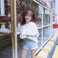 """Collection :  BD Colors : สีซีด  Sizes : S M L XL ⠀S : 24-25""""/32-33"""" ⠀M : 26-27""""/34-35"""" ⠀L : 28-29""""/36-37"""" XL : 30-31""""/38-39""""  #กางเกง #กางเกงผู้หญิง #กางเกงผู้หญิงขาสั้น #กางเกงขาสั้น #กางเกงขาสั้นผู้หญิง #กางเกงยีนส์ #กางเกงยีนส์ขาสั้น #กางเกงยีนส์ผู้หญิง"""