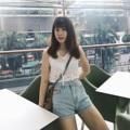 """Collection :  13n Colors : สีซีด ( Light Blue ) Sizes : S M L XL ⠀S : 24-25""""/32-33"""" ⠀M : 26-27""""/34-35"""" ⠀L : 28-29""""/36-37"""" XL : 30-31""""/38-39""""  #กางเกง #กางเกงผู้หญิง #กางเกงผู้หญิงขาสั้น #กางเกงขาสั้น #กางเกงขาสั้นผู้หญิง #กางเกงยีนส์ #กางเกงยีนส์ขาสั้น"""