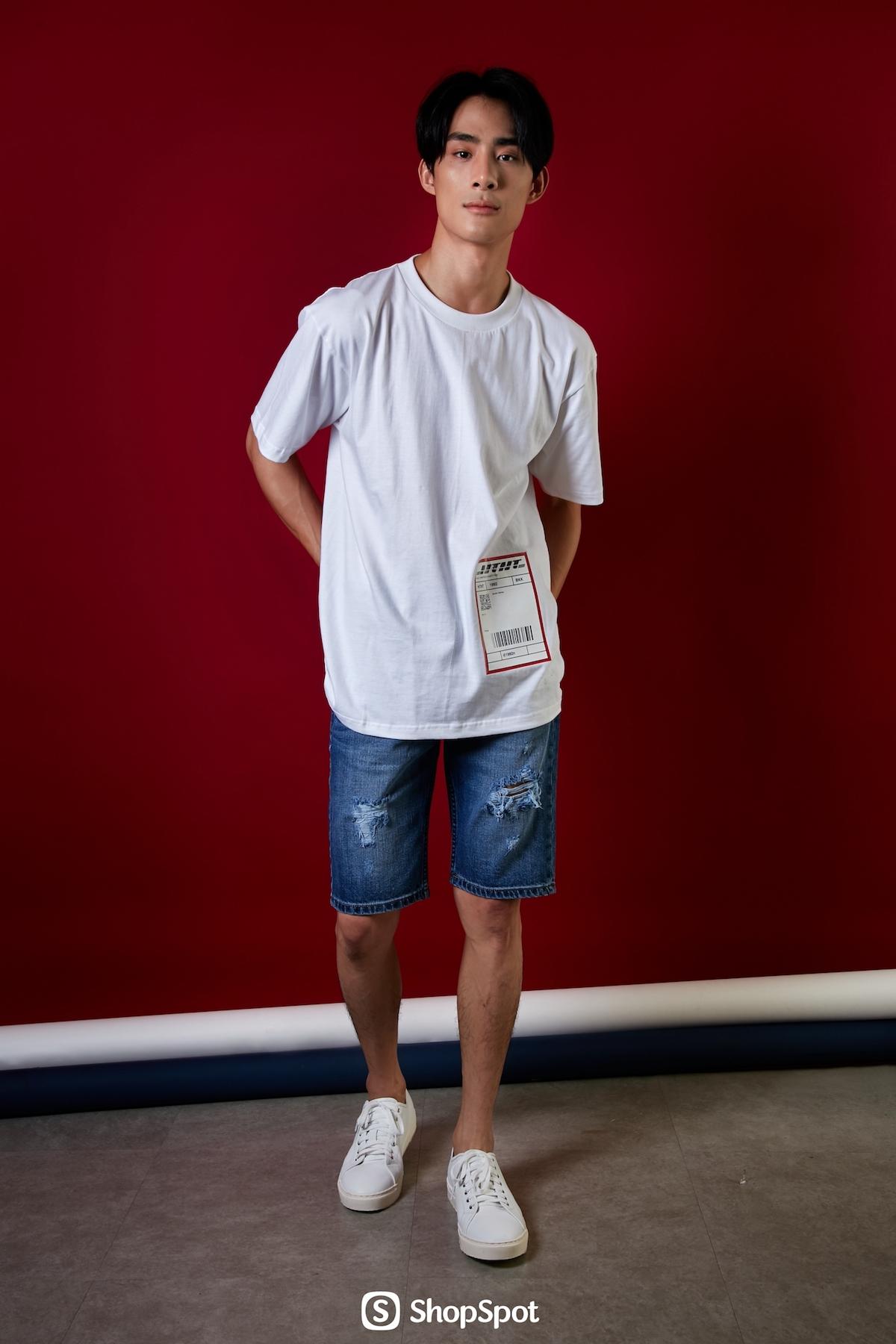 กางเกง,กางเกงยีนส์,ยีน,ยีนส์,jean,jeans,denim,กางเกงผู้ชาย,ขาสั้นผู้ชาย,GeneDenim