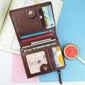 ***หนังสี Chocolate ล็อตการผลิตใหม่! จะเข้มกว่าในภาพประมาณ 15%   กระเป๋าสตางค์ หนังแท้ ขนาดกะทัดรัด รุ่น Pocket Book พกพาง่ายสะดวก function ครบครัน สามารถใส่แบงค์แนวนอน บัตร รูปถ่าย และเหรียญได้ 💵💳 ••• ✔️สี: น้ำตาล Chocolate ✔️หนังแท้ : nappa ( หนังนิ่มผิวชั้นนอกสุด full-grian มีริ้วรอยตามธรรมชาติ มีความยืดหยุ่น ใช้งานได้นาน) ✔️ขนาด : 9 x 11 x 2.5 cm ✔️ราคา 990 บาท ✔️มีช่องใส่บัตร 10 ช่อง,ช่องใส่รูป 1 ช่อง, ช่องสำหรับใส่ธนบัตรแนวนอน 1 ช่อง ช่องซิปด้านข้าง 1 ช่อง (มีช่องด้านในซิป 2 ช่อง)  #vavia#vaviadesign#pocketbookwallet#wallet#chocolate#brown#leather#cowleather#purse#bag#nappa#กระเป๋าสตางค์#กระเป๋า#สีน้ำตาล#น้ำตาลเข้ม#หนังแท้#กระเป๋าสตางค์ใบสั้น#กระเป๋าสตางค์ขนาดเล็ก #vaviadesign