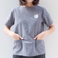 """:: Molly Sheep :: • Chest 37"""" • Length 23"""" • 490THB. **ผ้าคอตตอลเนื้อไม่หนาค่ะ.  #เสื้อผ้าผู้หญิง #เสื้อผู้หญิง #เสื้อคอกลม #เสื้อแขนสั้น #เสื้อคอกลมแขนสั้น"""
