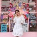 """ชื่อสินค้า : Lyla Dress เดรสสั้น แขนสั้น ระบายแขน ผ้าบาง พริ้ว ด้านในมีซับให้   ราคา : 1490 thb ขนาด :  Onesize อก 32""""เอว 27"""" สะโพก 36"""" ความยาว 32""""  #เสื้อผ้าผู้หญิง #เสื้อผู้หญิง #เดรส #เดรสสั้น #เดรสแขนสั้น #เดรสสั้นแขนสั้น #มินิเดรส"""