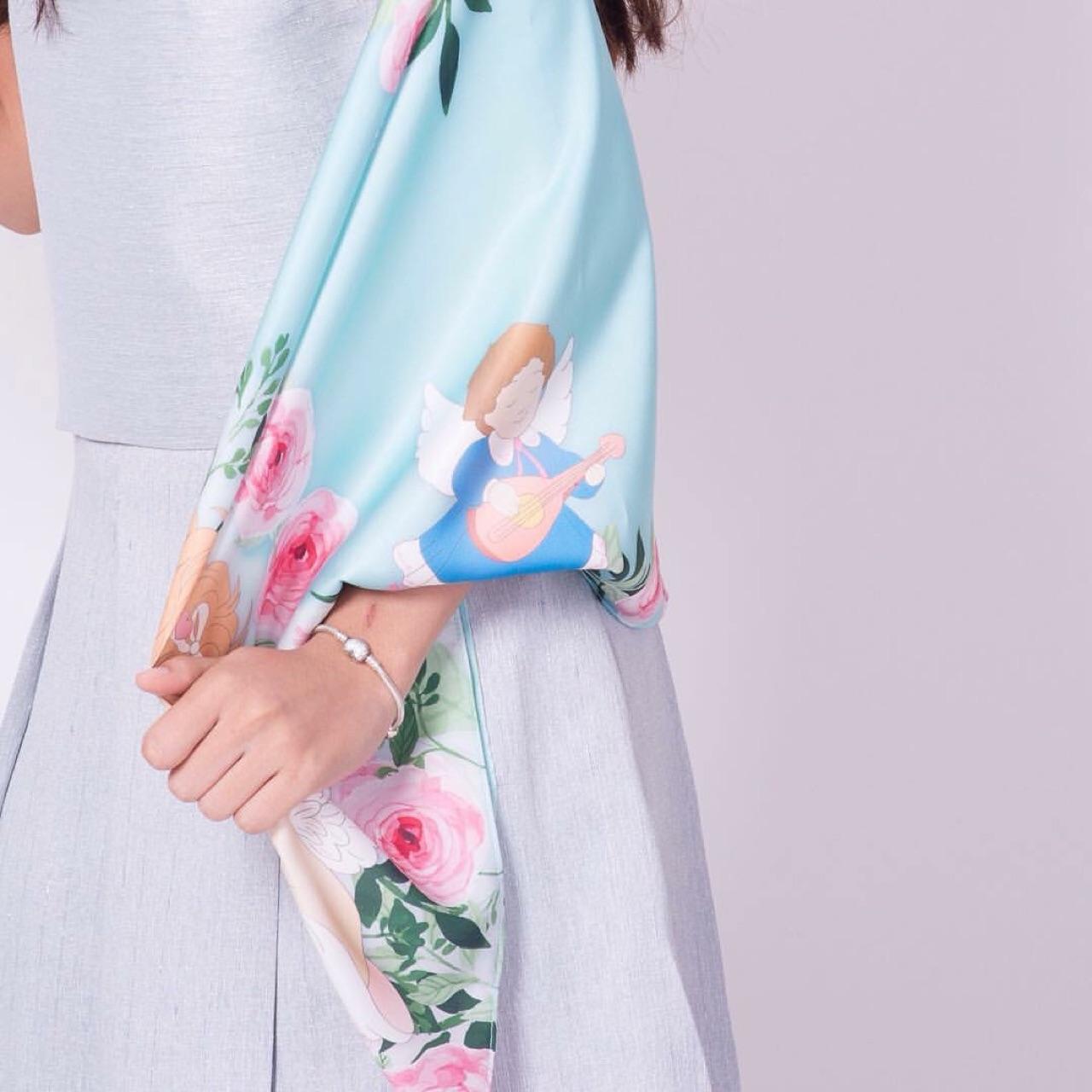 FabulousbySine,เสื้อผ้าผู้หญิง,ผ้าพันคอ,ผ้าคลุมไหล่