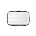 กระเป๋า Moof49 Kit Plus Snow White สีขาว ราคา 450 บาท  ขนาดกระเป๋า กว้าง 17 cm สูง 11 cm ลึก 7 cm  คุณสมบัติ - มีสายยาว สามารถสะพายคาดตัวได้ เบาสบาย พกพาไปได้ทุกที่ - กระเป๋าใบเล็กสำหรับพกพาเดินทาง ช่วยกันกระแทก  - สามารถใส่ iPhone 7+ หรือ Galaxy Noteได้  - ผลิตจากวัสดุ ABS ผสม PC คุณภาพสูง - แข็งแรงทนทานและเงาสวย  - ผิวกันน้ำ เช็ดทำความสะอาดได้ง่าย น้ำหนักเบา