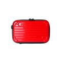 กระเป๋า Moof49 Kit Plus Red สีแดง ราคา 450 บาท  ขนาดกระเป๋า กว้าง 17 cm สูง 11 cm ลึก 7 cm  คุณสมบัติ - มีสายยาว สามารถสะพายคาดตัวได้ เบาสบาย พกพาไปได้ทุกที่ - กระเป๋าใบเล็กสำหรับพกพาเดินทาง ช่วยกันกระแทก  - สามารถใส่ iPhone 7+ หรือ Galaxy Noteได้  - ผลิตจากวัสดุ ABS ผสม PC คุณภาพสูง - แข็งแรงทนทานและเงาสวย  - ผิวกันน้ำ เช็ดทำความสะอาดได้ง่าย น้ำหนักเบา