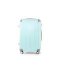 """กระเป๋าเดินทางรุ่น A-008 สี สี Blue-Pink (หน้าฟ้า หลังชมพู) ขนาด 20 นิ้ว ราคา 1,600 บาท  ขนาด 24 นิ้ว ราคา 1,800 บาท  น้ำหนักกระเป๋า ขนาด หนา*กว้าง*สูง (รวมล้อ)  ขนาด 20"""" 2.5 kg 23cm*33cm*51cm  ขนาด 24"""" 3.5 kg 25cm*43cm*66cm  คุณสมบัติ  -ผลิตจากวัสดุ Fiber คุณภาพสูง -สีสันสดใสสวยงาม กันน้ำ เช็ดทำความสะอาดง่าย -อุปกรณ์ประกอบแข็งแรง คันชักคู่ผลิตจากเหล็กคุณภาพสูง -คันชักปรับระดับได้ 2 ระดับ แข็งแรงทนทาน น้ำหนักเบา -มีรหัสล๊อคกระเป๋าTSA lock เป็นแบบรหัส 3 ตัว -ล้อคู่ 4 ล้อ หมุน 360 องศา"""