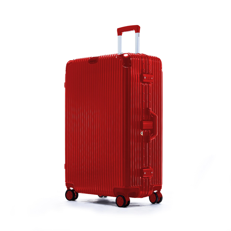 moof49,luggage,กระเป๋าเดินทาง,travel,trip,baggage,suitcase,RED,letsmoof,supportmoof49,travelwithmoof,กระเป๋า,กระเป๋าลาก,กระเป๋าเดินทางล้อลาก