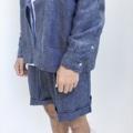 """กางเกงขาสั้น ผ้าลินิน เป็นทรงจับจีบหน้าเล็กๆ ผับขากางเกง ไว้สวมใส่ในวันชิวๆได้สบาย จะใส่เข้าคู่กันกับเสื้อยืดสีอะไรก็ดูดี  Fabric : Linen Size : M : เอว31"""" , ความยาว21.5""""  L : เอว33"""" , ความยาว23""""  #กางเกง #กางเกงผู้ชาย #กางเกงขาสั้น #กางเกงขาสั้นผู้ชาย #กางเกงผู้ชายขาสั้น"""