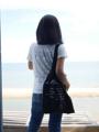 กระเป๋าผ้าดิบ/chic tote bag ใบใหญ่ใส่ของได้เยอะ  สุดเก๋ ถือสบายชิลๆ เพิ่มลุคการแต่งตัวให้เก๋ไก๋ มีสไตล์ - ขนาด 35×44 cm. - ผ้าดิบเนื้อหนา - พร้อมส่งทุกแบบ