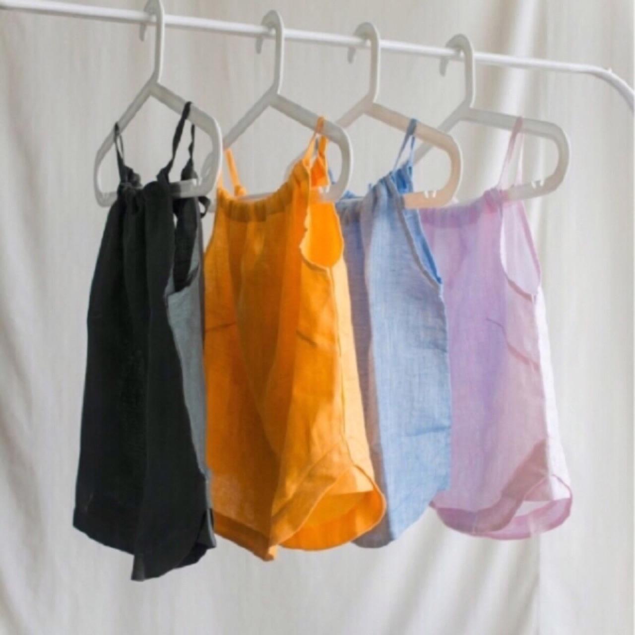เสื้อผ้าผู้หญิง,เสื้อผู้หญิง,เสื้อสายเดี่ยว,สายเดี่ยว