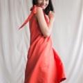 """ชื่อสินค้า : Foak Tie Top Dress  เดรสผูกโบว์ตรงไหล่ สายสามารถปรับได้ตามต้องการ เดรสคิ้วๆใส่ได้หลายโอกาส มีทั้งหมดด้วยกัน 5 สี ใส่สบายมากๆ มีซับในนะคะ Size : chest 36-38"""" / hip 42"""" / length 37"""" Color: Orange / White / Black / Mustard / White stripe  #เสื้อผ้าผู้หญิง #เดรส #เดรสสั้น #เดรสสั้นสายเดี่ยว #เดรสสายเดี่ยว #สายเดี่ยว #มินิเดรส"""