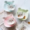 size  plate : 19.3 x 18 x 4.7 cm (600 ml) bowl : 12.2 x 6.2 x 5.7 cm (300 ml) spoon : 13.8 cm color : white/ blue/ green/ pink material : ceramic  ** สินค้า Pre-order ** - ระยะเวลารับของ 25-30 วัน - ชำระเต็มจำนวนในวันที่ทำการสั่งซื้อ  - ราคาดังกล่าวคือ ราคาสินค้ารวมค่าขนส่ง (พัสดุลงทะเบียน)