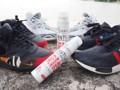 สเปรย์ดับกลิ่นรองเท้า ที่มีประสิทธิภาพยับยั้งแบคทีเรียได้ตลอด 24 ชม. พร้อมที่จะพาคุณลุยได้ทั้งวันโดยไร้กลิ่นไม่พึงประสงค์ในรองเท้าคู่โปรดของคุณ   เป็นผลิตภัณฑ์ที่อ่อนโยน สามารถใช้ได้กับเด็กตั้งแต่ 5 ขวบขึ้นไป ใช้ได้ทั้งกับผู้หญิงและผู้ชาย  **สามารถใช้ได้กับรองเท้าทุกประเภท  ขั้นตอนในการใช้สเปรย์ 1.ทำความสะอาดรองเท้าของคุณ 2.เขย่ากระป๋องและฉีดเข้าไปในรองเท้าคู่โปรด 3.สามารถใส่ลุยได้ทั้งวันทันที  Tip ในการใช้สเปรย์ให้มีประสิทธิภาพสูงสุด เพียงท่านฉีดใส่เท้าหรือถุงเท้าไปด้วย เท่านี้ก็ใส่รองเท้าคู่โปรดพาสาวไปเดทได้อย่างมั่นใจ   #fabbo #เหมือนรองเท้าได้เกิดใหม่